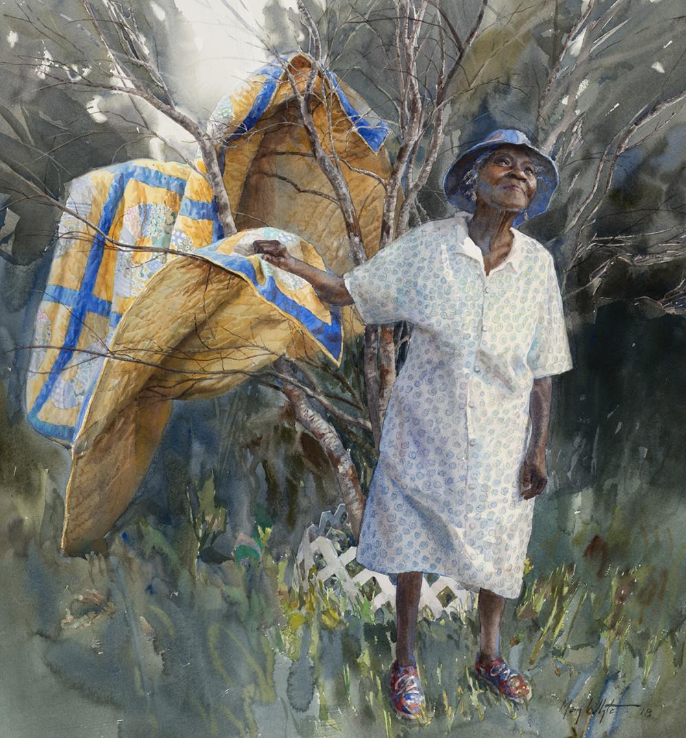 mary whyte original artwork